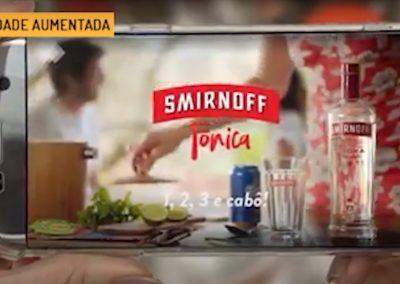 Smirnoff – Augmented Reality